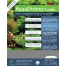 AquaShrimp Powder, aquarium soil for shrimp