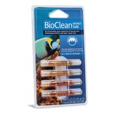 BioClean Salt, maintenance kit for salt water aquarium