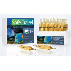 Safe Travel, live bacteria for transport of fish