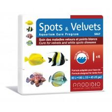 Spots & Velvets Salt, cure for velvets and spots diseases