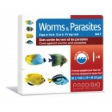 Worms & Parasites Salt, cure against worms and parasites