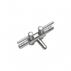 metal air valve Y-fitting